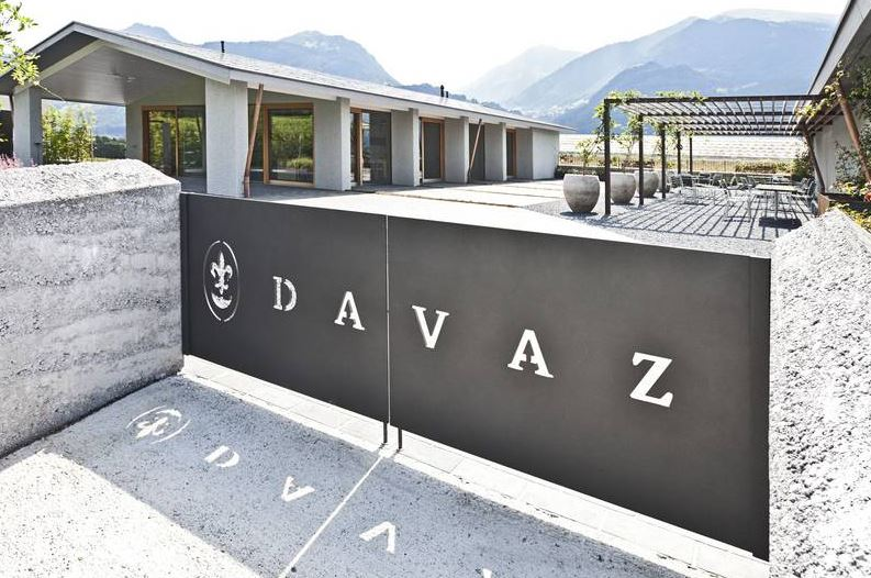 Fläsch - Weingut Davaz